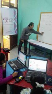 Centro Comunitario Chilijchi-Educar es Fiesta: